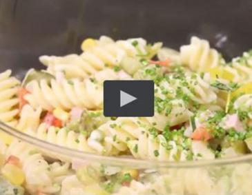 Video - Nudelsalat