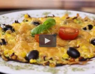 Video - Zucchinipizza