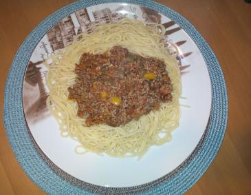 Pasta Special: Bolognese