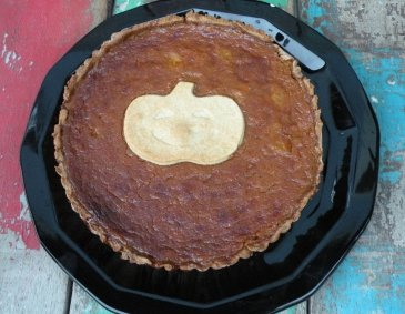 Original Halloween Pumpkin-Pie