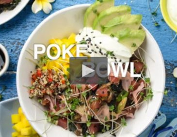 Video - Poke Bowl