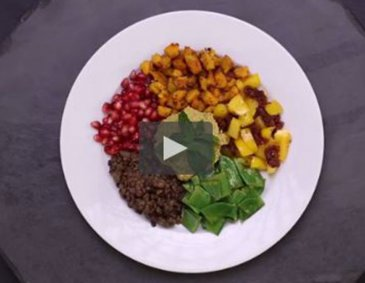 Video - Rainbow Bowl