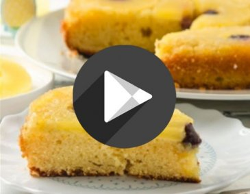 Video - Upside Down Cake