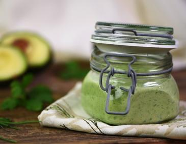 Avocado-Joghurt-Dressing