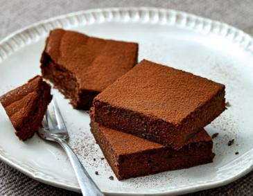 Brownies mit Avocado aus dem Thermomix