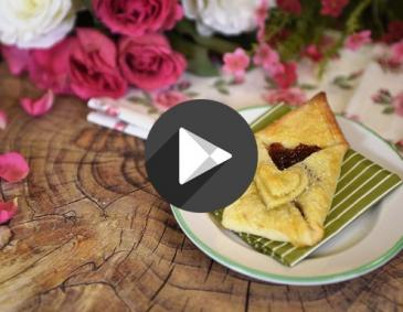 Video - Liebesbrief-Pie