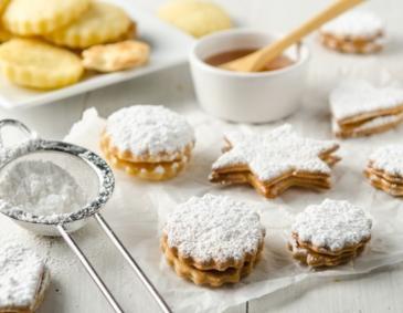 Rezepte Für Weihnachtskekse.Die Besten Weihnachtskekse Rezepte Ichkoche At