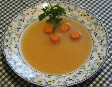 Selchsuppe