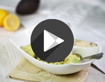 Video - Avocado einfrieren