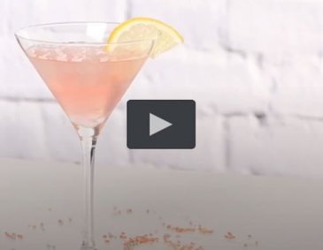 Video - Cocktail: Cosmopolitan