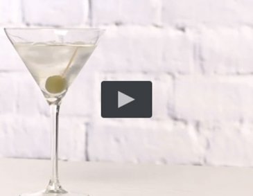 Video - Cocktail: James Bond Martini