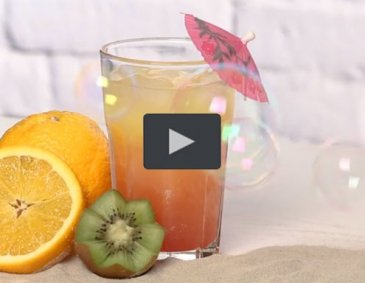 Video - Cocktail: Tequila Sunrise