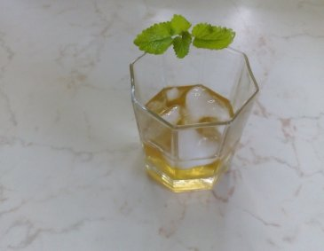 Whiskey julep