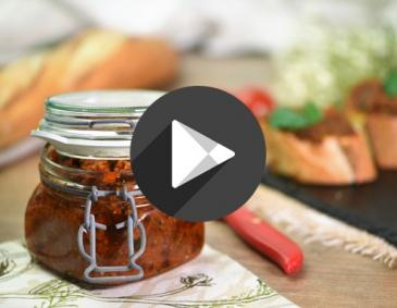Video - Pesto rosso
