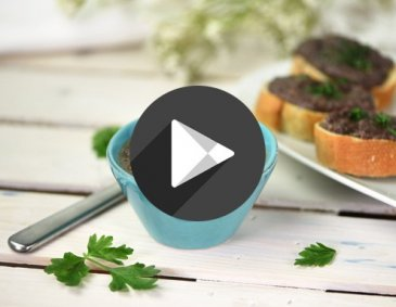 Video - Oliven-Cashew-Pesto