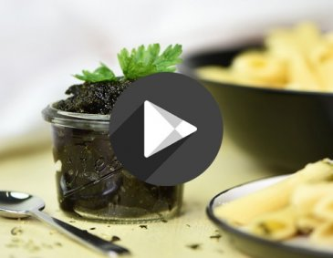 Video - Kürbiskernpesto