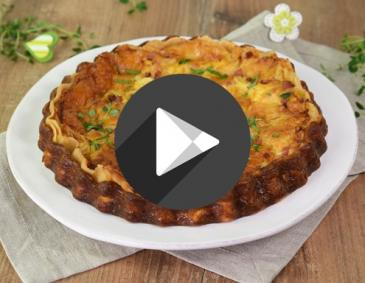 Video - Quiche Lorraine
