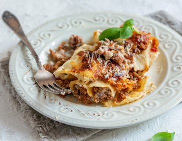 Cannelloni Bolognese