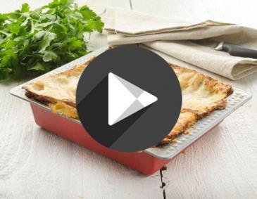 Video - Lasagne al forno