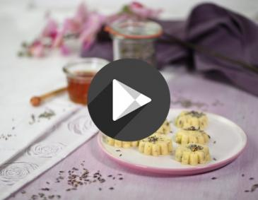 Video - Lavendel-Honig-Butter