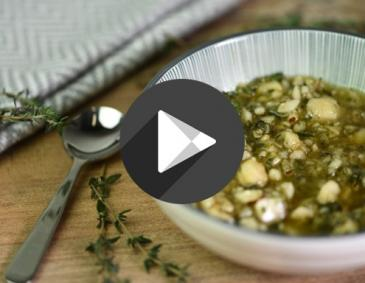 Video - Paranuss-Pesto