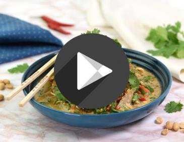 Video - Zoodles Thai Style