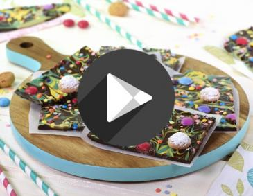 Video - Faschingsschokolade