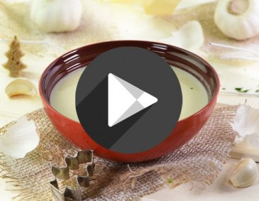 Video - Knoblauchcremesuppe
