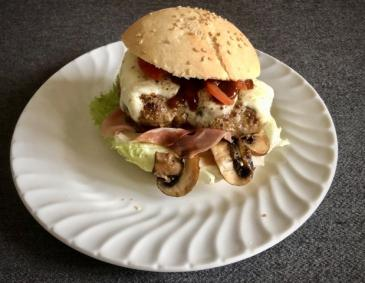 Leckere Burger
