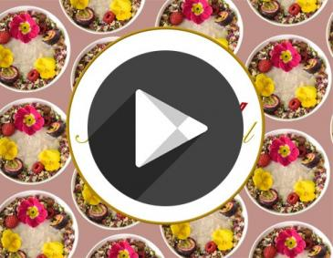 Video - Pimp my Smoothie Bowl!
