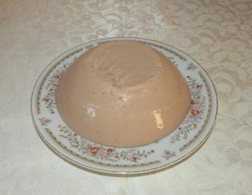 Pudding selbstgemacht
