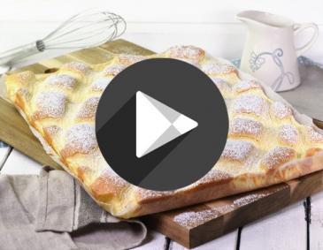 Video - Steppdeckenkuchen