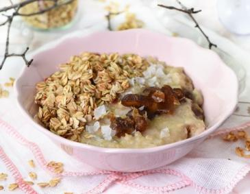 Sweet & Salty Porridge