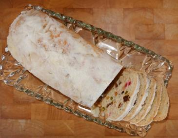 Walliser Christstollen