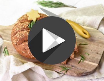 Video - Weihnachtsbrot