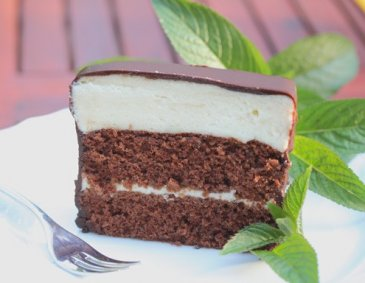 After-Eight Torte