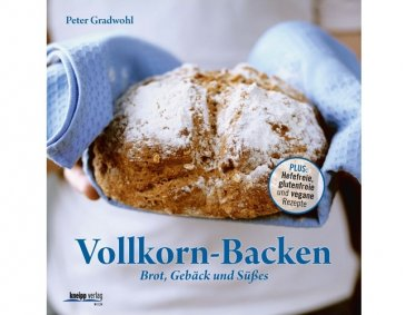 Vollkorn-Backen