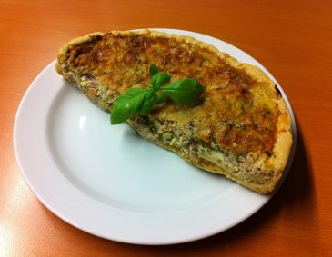 Fenchel-Thunfisch-Quiche