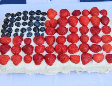 Independence Day-Cake