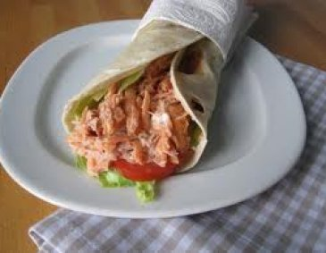 Palatschinken-Wraps