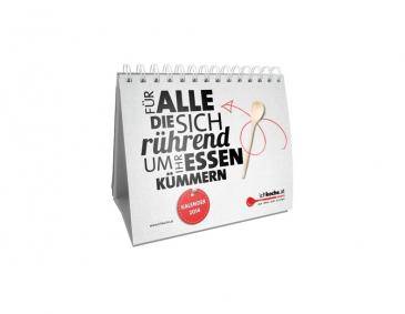 Der ichkoche.at-Kalender 2014