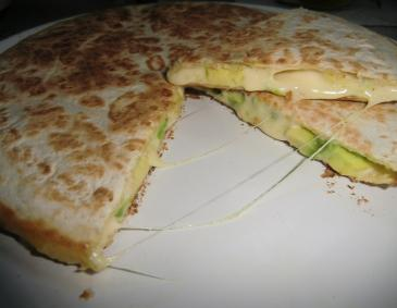 Avocadoquesadilla
