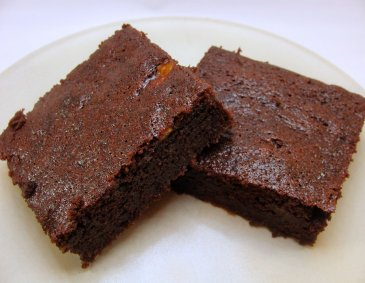 Bananen-Brownies