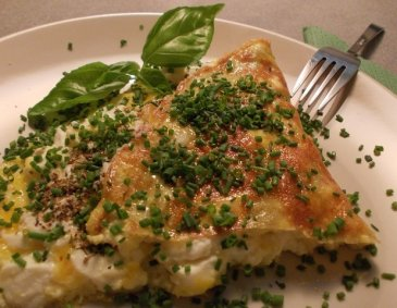 Griechisches Omelette