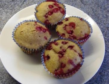 Ribisel Muffins