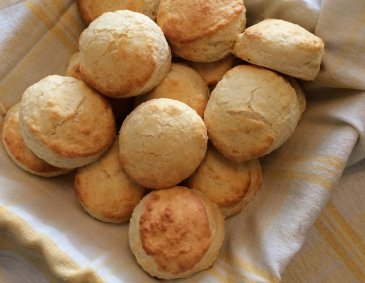 Scones - Grundrezept