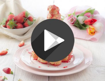 Video - Croque en bouche