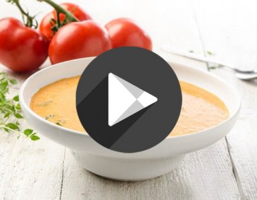 Video - Tomatencremesuppe
