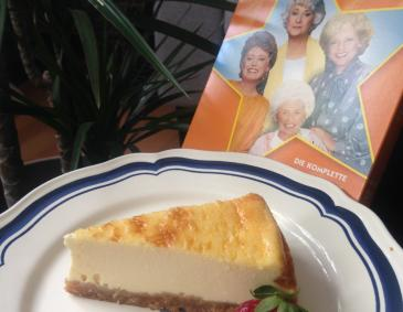 Cheesecake à la Golden Girls