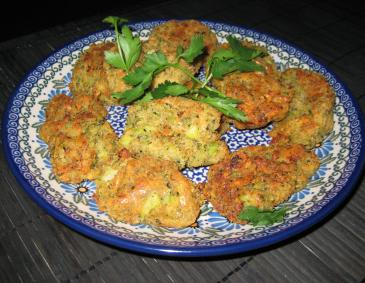 Brokkoli-Käse-Nuggets